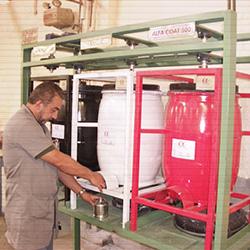 Fabricante de tinta refratária