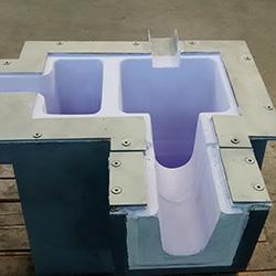 Refratários para fundição de alumínio
