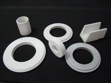 Tubo Cerâmico para Alumínio